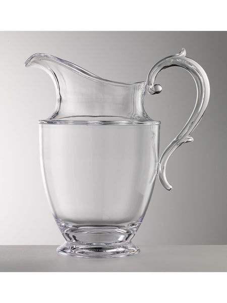 Synthetic Crystal 'Federica' Pitcher - Hamptons House
