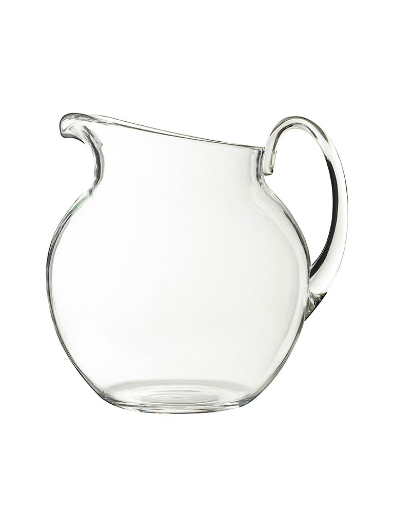 Synthetic Crystal 'Palla' Pitcher - Hamptons House - 1