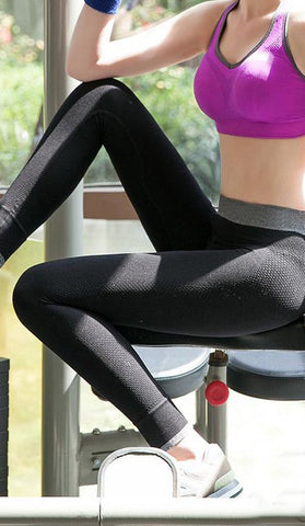 #2434 - Leggins  Black - Available in Sizes 6/12, 14/18