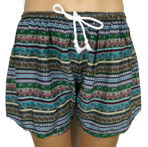 #942 - Cotton Shorts - Available in Sizes 8/16