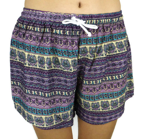 #946 - Cotton Shorts - Available in Sizes 8/16