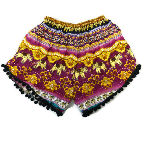#960 - Cotton Shorts - Available in Sizes 8/16