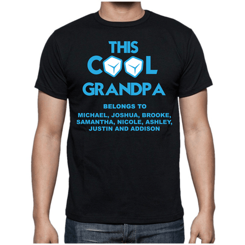 This Cool Grandpa Belongs To Ice Cubes - Discount Store Pro - 2