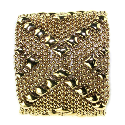 B105-AG Antique Gold 24K Bracelet