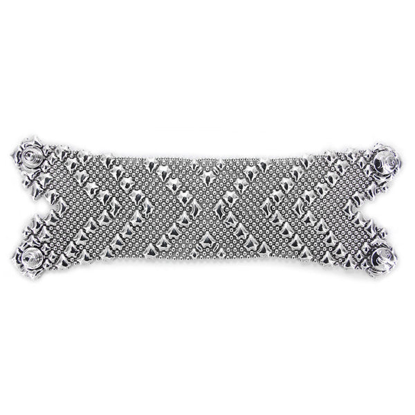 B105-AS Antique Silver Bracelet