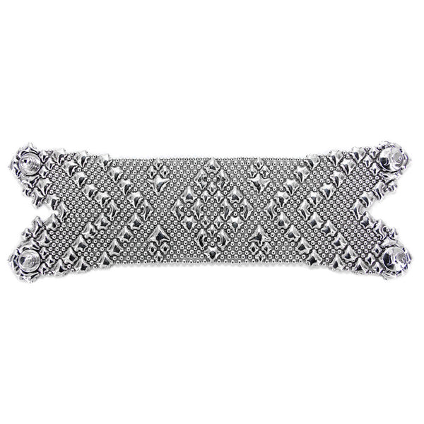 B107-AS Antique Silver Bracelet