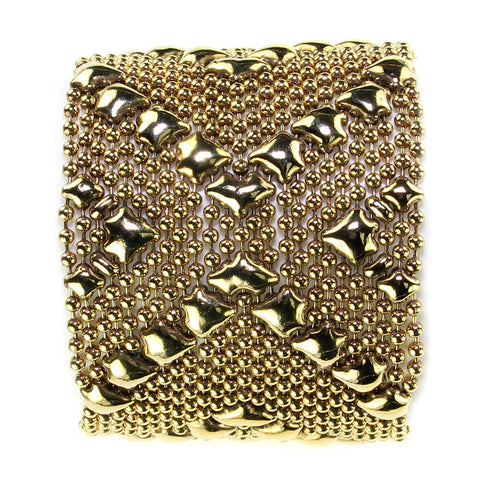 B108-AG Antique Gold 24K Bracelet