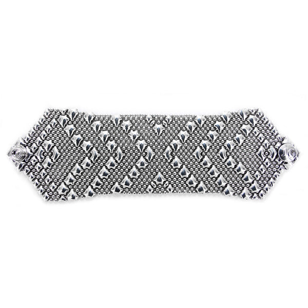 B108-AS Antique Silver Bracelet