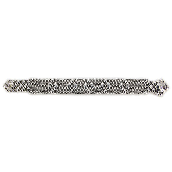 B3-AS Antique Silver Bracelet
