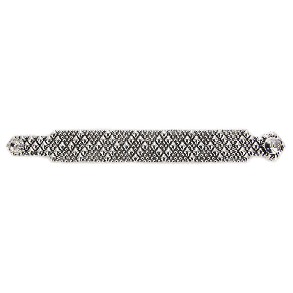 B4-AS Antique Silver Bracelet
