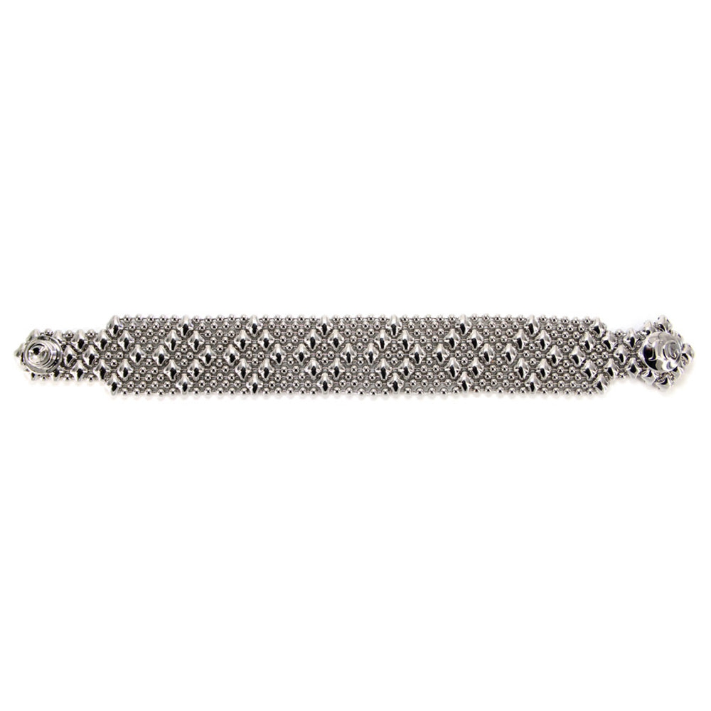 B4-N Chrome Finish Bracelet