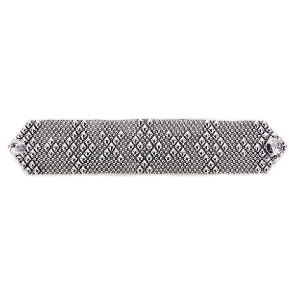 B45-AS Antique Silver Bracelet