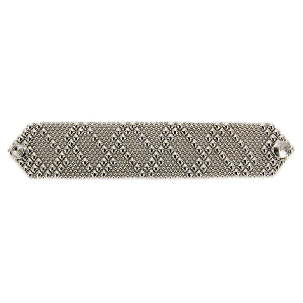 B46-N Chrome Finish Bracelet