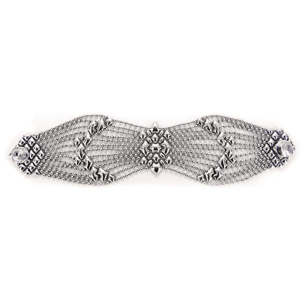 B77-AS Antique Silver Bracelet