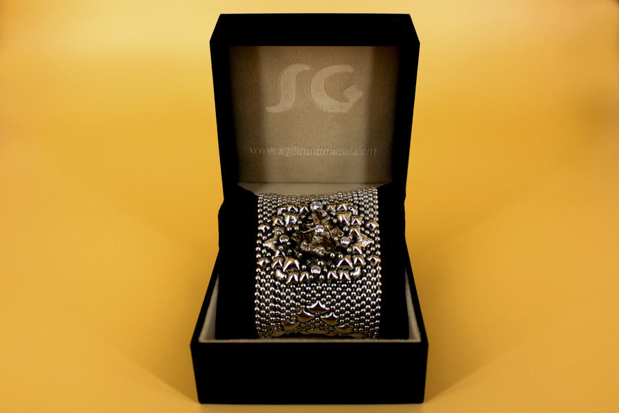 SG Liquid Metal LEB 3860 –One of a kind Bracelet