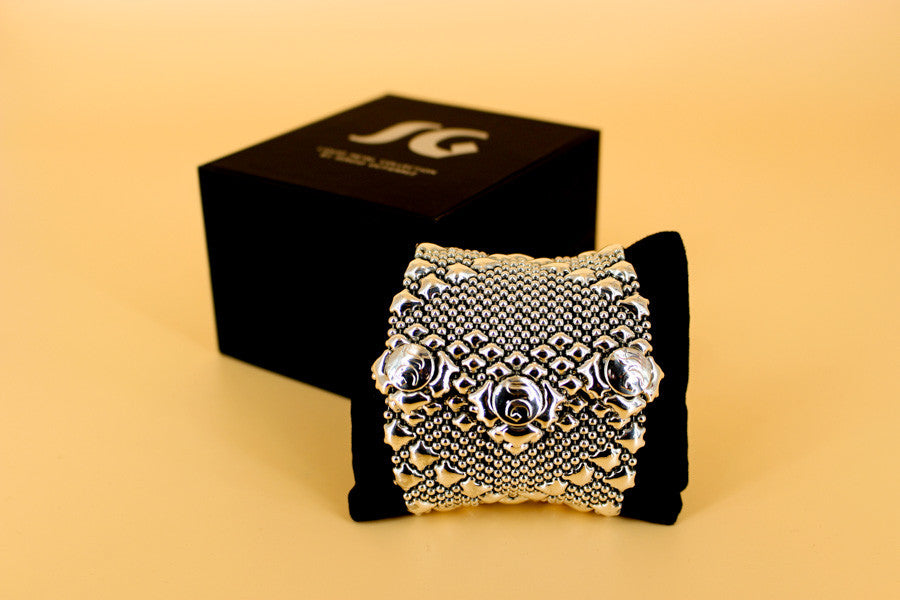 SG Liquid Metal LEB 3693 – Limited Edition Bracelet by Sergio Gutierrez