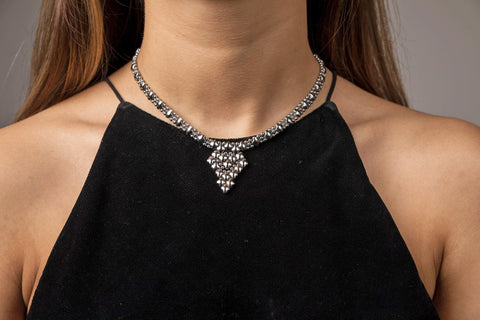 SG Liquid Metal Necklace G - SS (Stainless Steel Necklace)