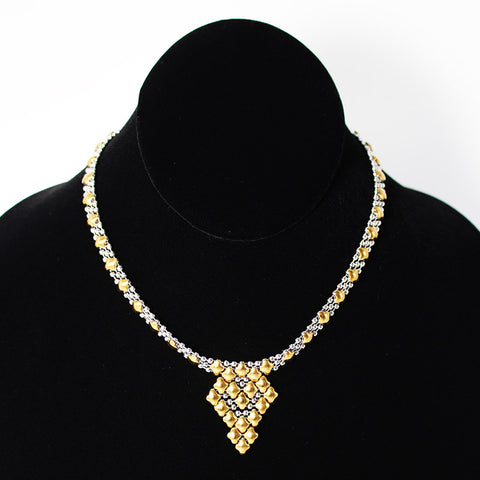 Necklace G - SS / Gold Titanium (Stainless Steel Necklace)
