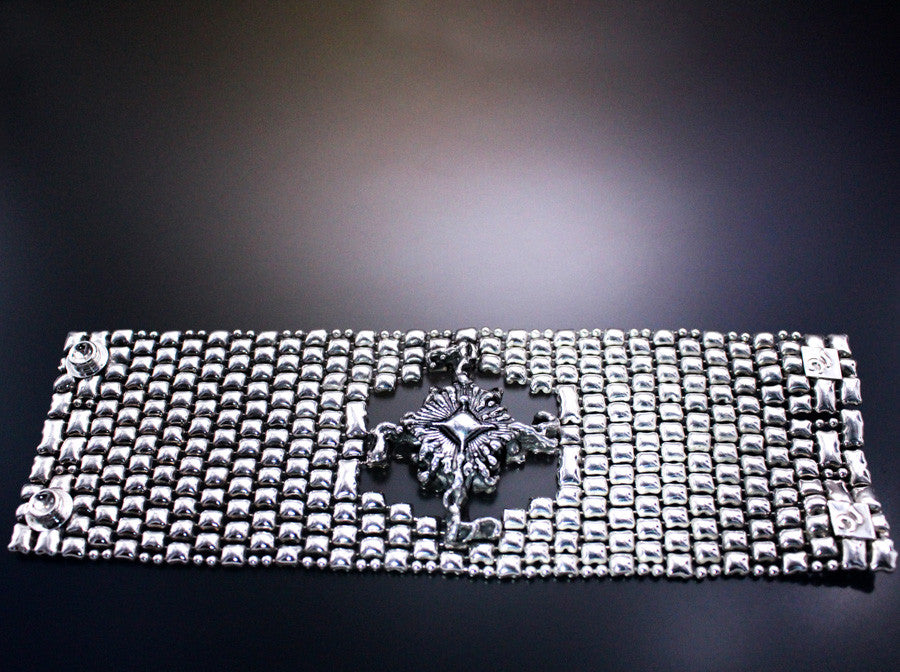 SG Liquid Metal LEB 3769 – Limited Edition Bracelet by Sergio Gutierrez