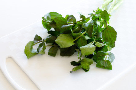 So what's so special about watercress?