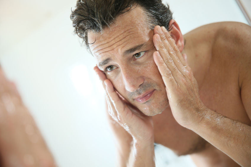 The Rise of Male Skin Care