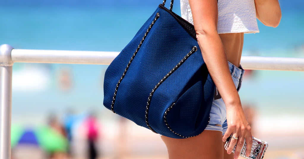 Beach Bag Essentials by Bay Magazine