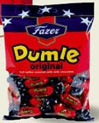 Fazer Dumle Soft Toffee w/Milk Chocolate