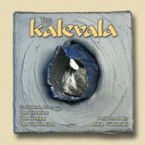 Kalevala Audio Book Runos 1 - 3