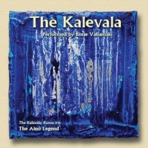 Kalevala Audio Book Runos 4 - 9 (2 CD Set)