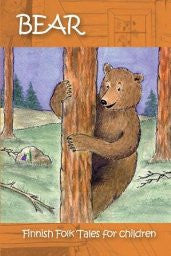 Bear Finnish Children's Book