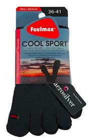 Feelmax CoolSport Black Ladies Shoe Size 5 - 8