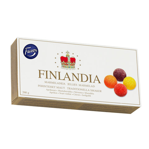 Finlandia Jellies Gift Box 9.17 oz