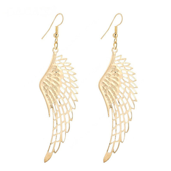 2016 Angel Wing Dangle Earrings - Special Design Jewelry - 1