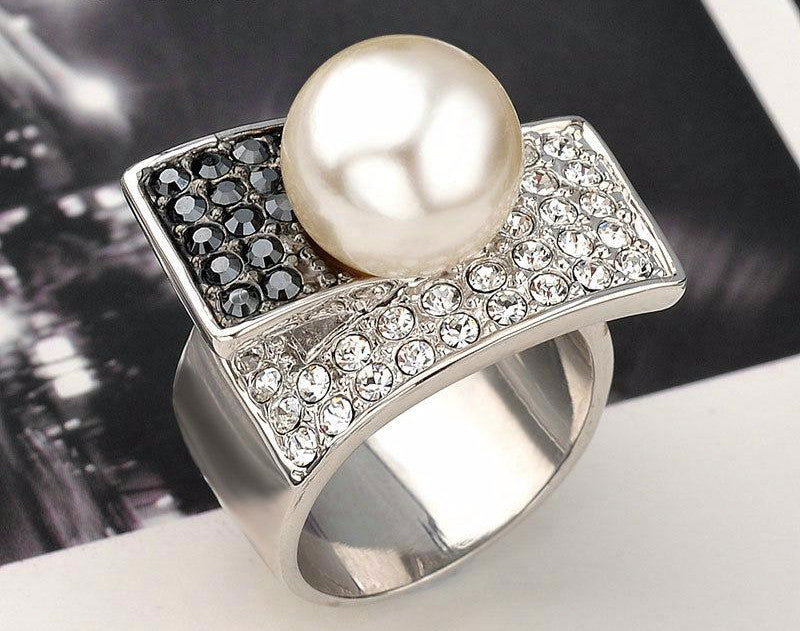 June Pearl Ring