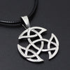 Irish Triquetra Necklace