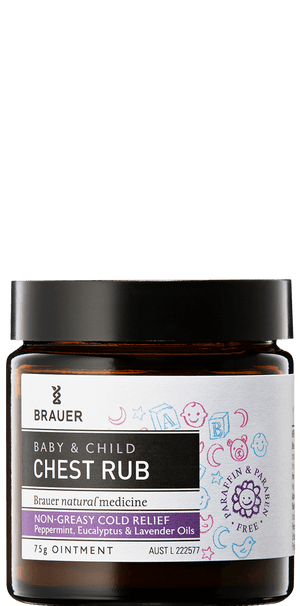 Baby & Child Chest Rub 75g