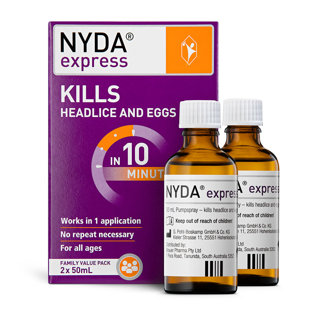 NYDA® express Family Pack - Brauer Natural Medicine