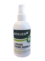 Liquid Hand Shield - 200mL Pump Pack - Brauer Natural Medicine