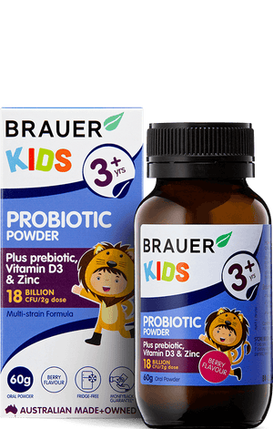 Load image into Gallery viewer, Brauer Kids Probiotic Powder