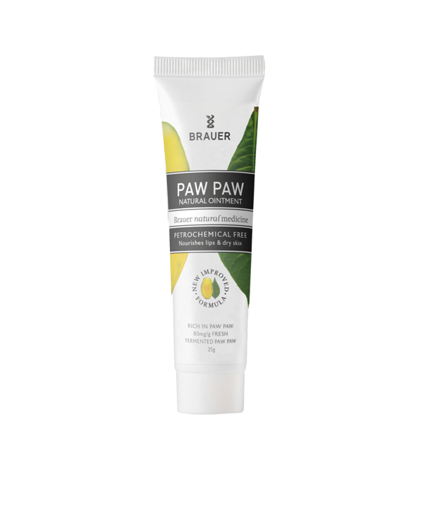 Paw Paw Tube 25g - Brauer Natural Medicine