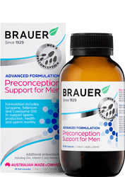 Preconception Support For Men