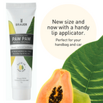 Paw Paw 15g with Lip Applicator - Brauer Natural Medicine