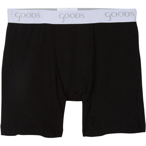Goods Underwear G13 boxer brief in classic black