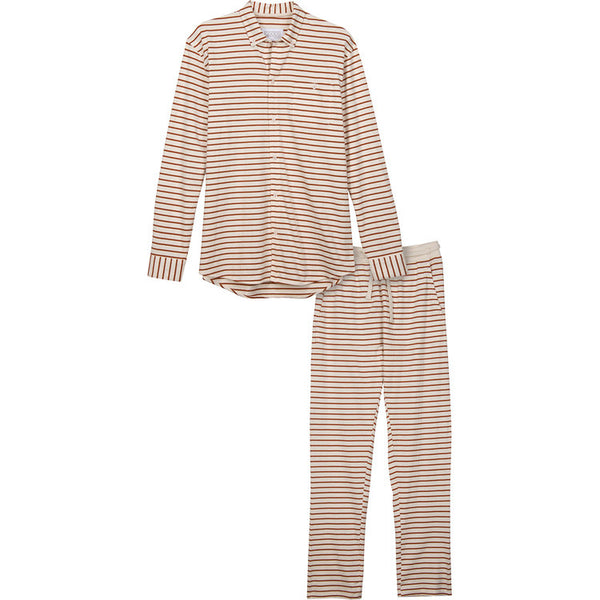 Goods Pajamas, Pajama Top in sand