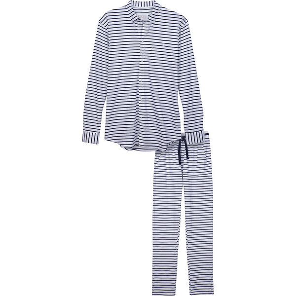 Goods Pajamas, Pajama Pant in Blue
