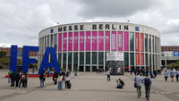 Okka was at IFA Berlin for the first time