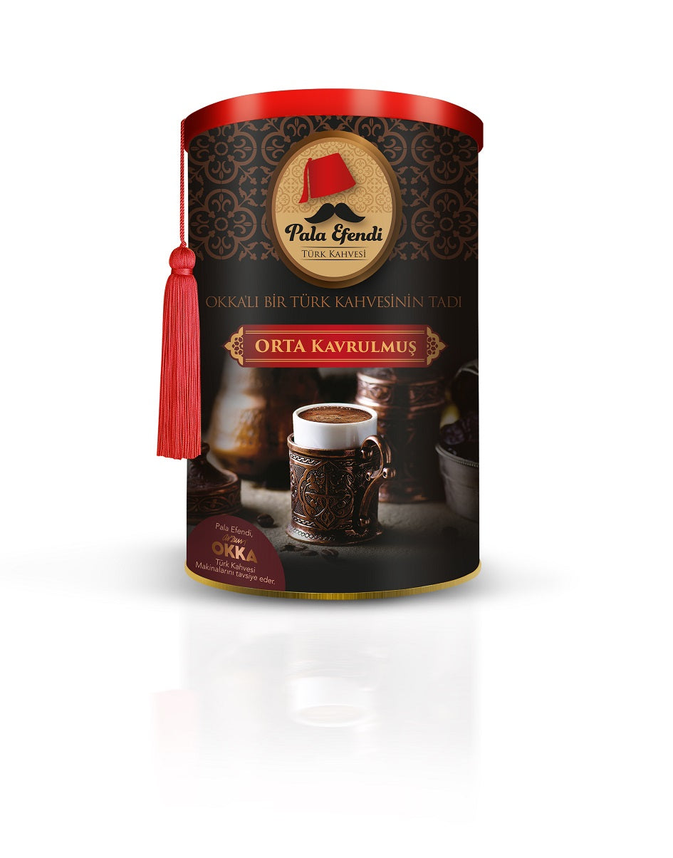 Expanding the Pala Efendi Turkish Coffee range