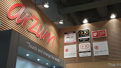 Arzum stand at IFA 2017