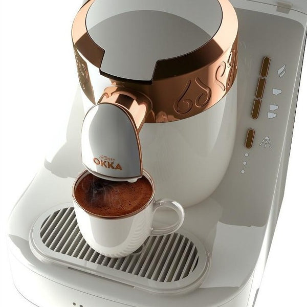 OK001W Arzum Okka Automatic Turkish Coffee Machine