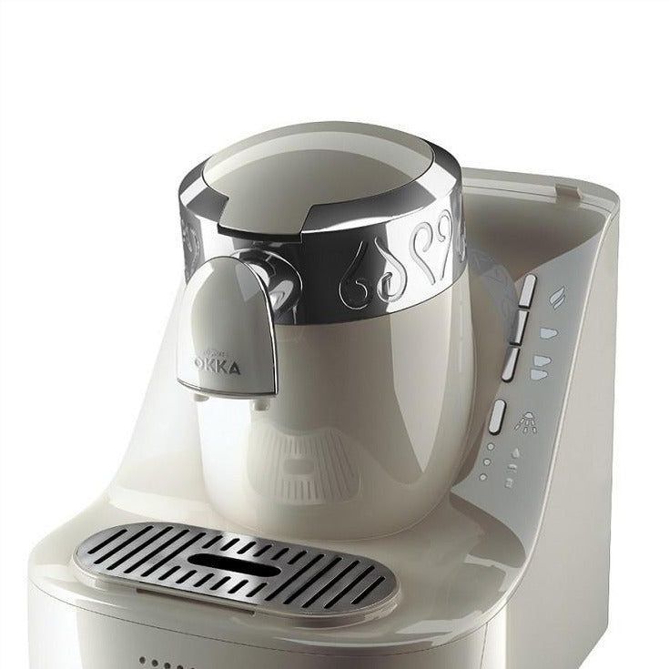 OK002W Arzum Okka Automatic Turkish Coffee Machine